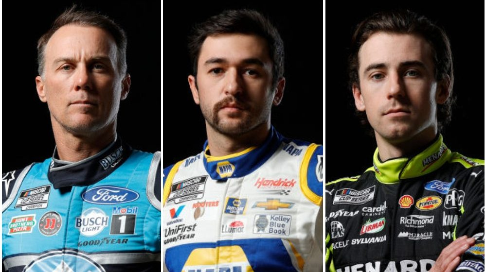 NASCAR Power Rankings: Who is No. 1?