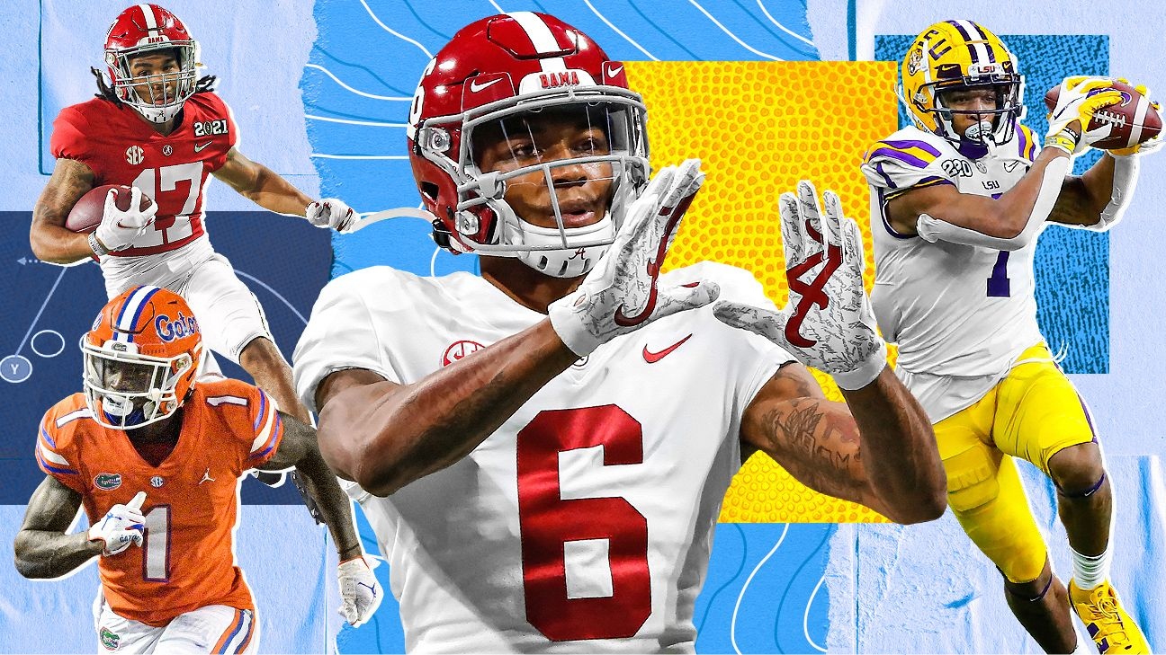 NFL mock draft 2021 -Super Bowl predictions for all 32 first-round picks