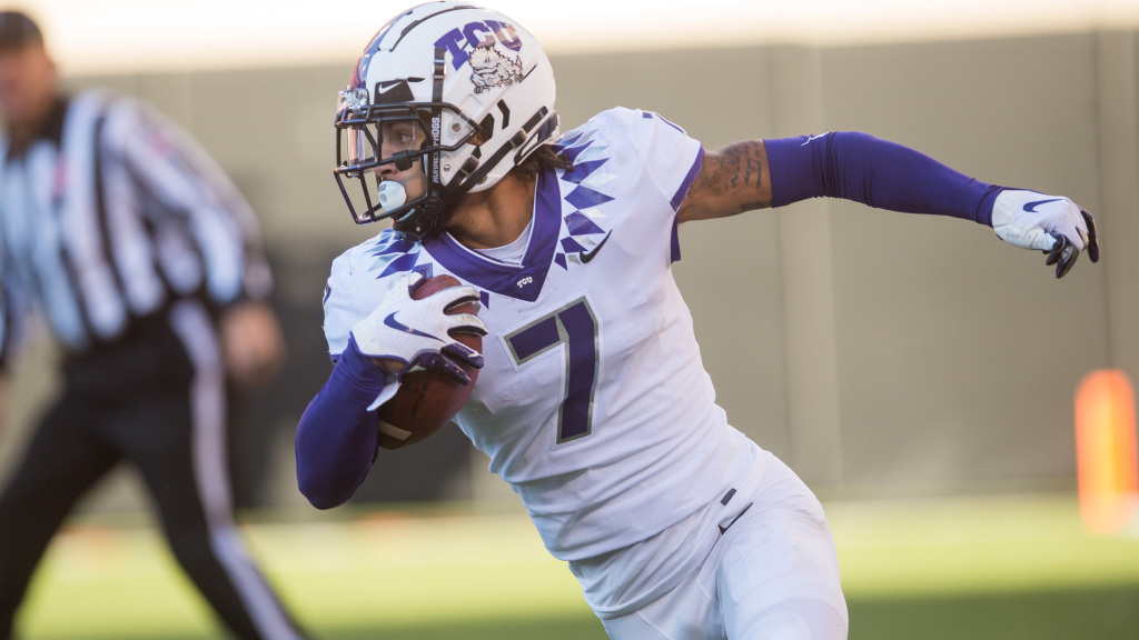 49ers trade back, select TCU safety in Todd McShay mock draft