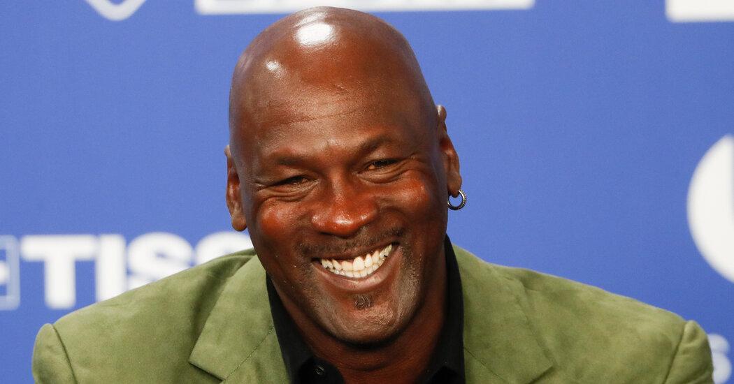 Bubba Wallace Needed NASCAR Help. Michael Jordan Took It Personally.