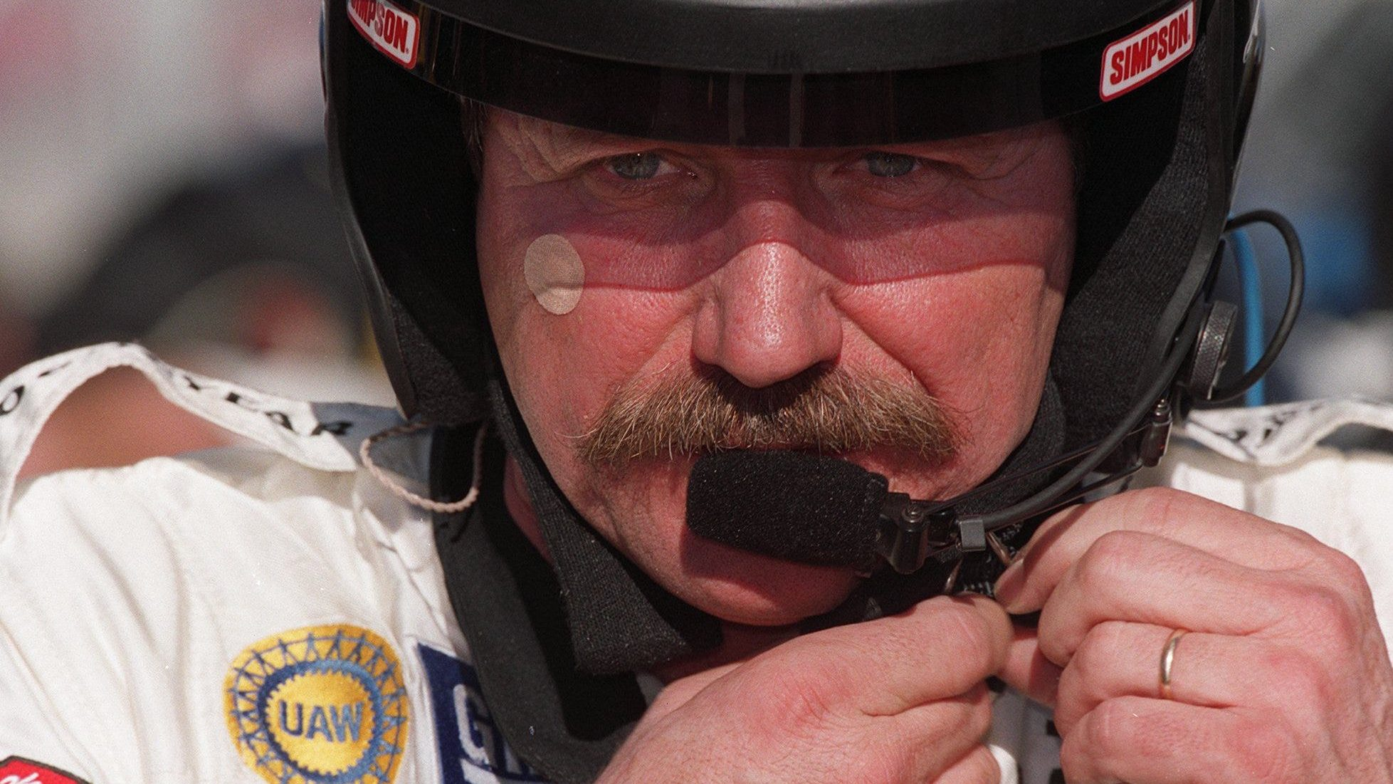 What it was like racing Dale Earnhardt: Recalling 'The Intimidator' on the track