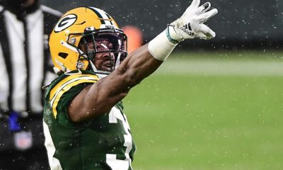 NFL free agency 2021: Packers' Aaron Jones has several attractive potential landing spots