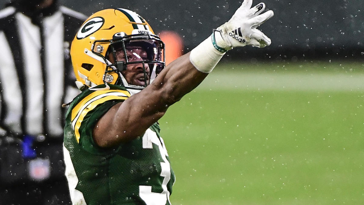 NFL free agency 2021: Packers' Aaron Jones has several attractive potential landing spots
