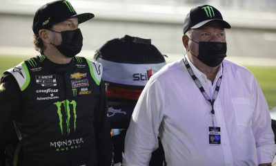 NASCAR Sends Serious Message to Teams by Levying Large Fine and Suspending Big Name for COVID Violations