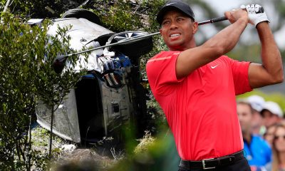 Tiger Woods doesn't want his career to 'end like this' after car crash: source