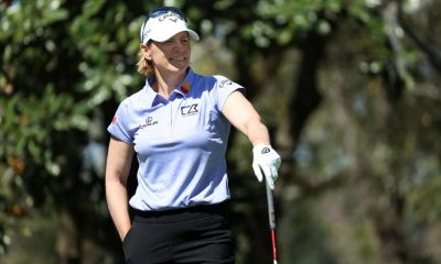 Annika Sorenstam's return to golf brings 'Tiger feeling' after 13-year absence