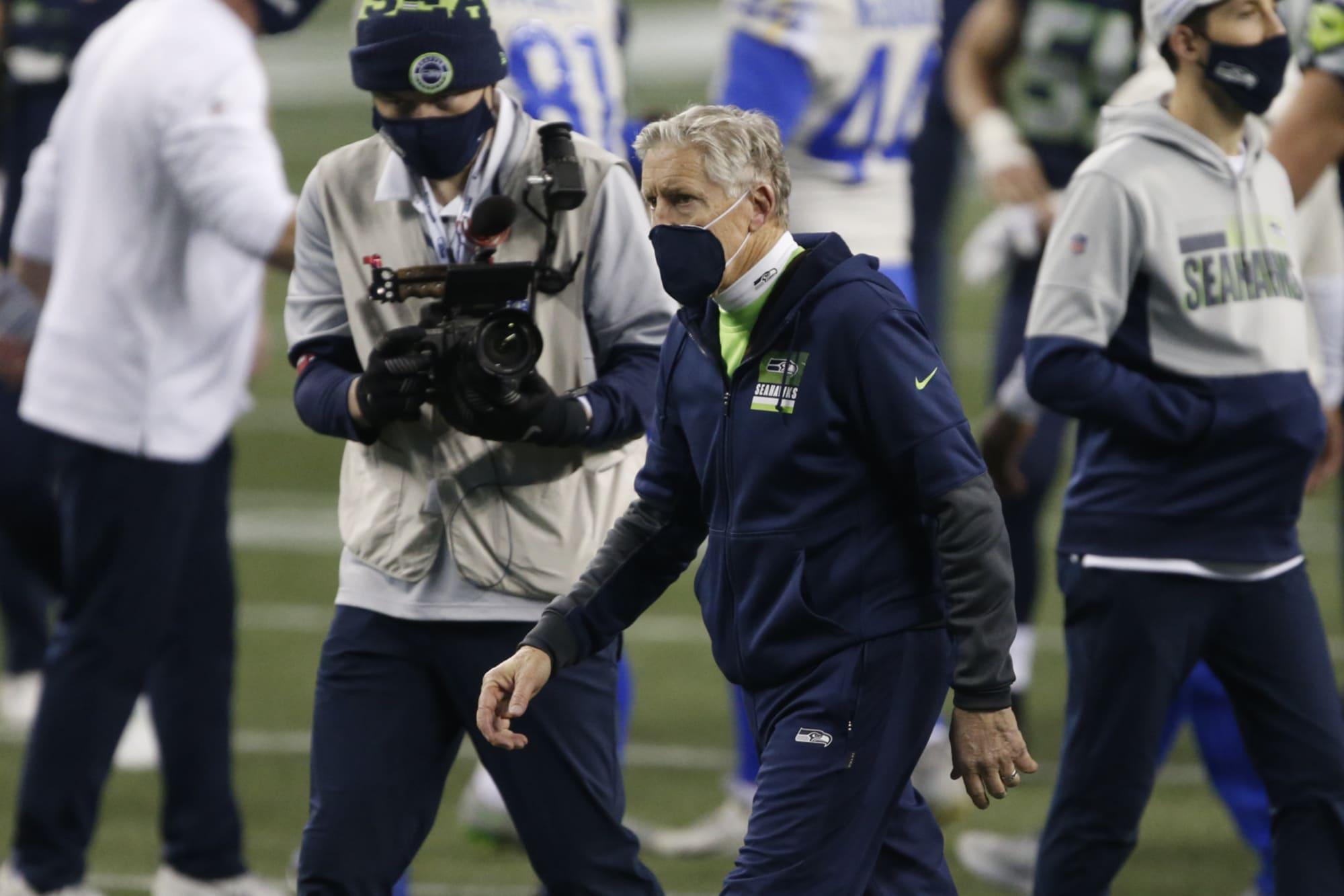 Seahawks land Russell Wilson a new bodyguard in 2021 NFL Mock Draft