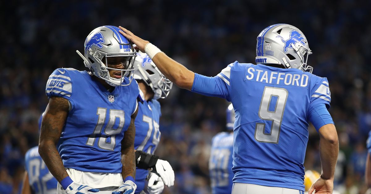 2021 NFL free agents: Can Rams reunite Matt Stafford and Kenny Golladay