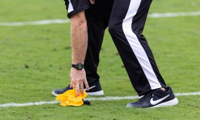 Report: Three NFL officials will not return