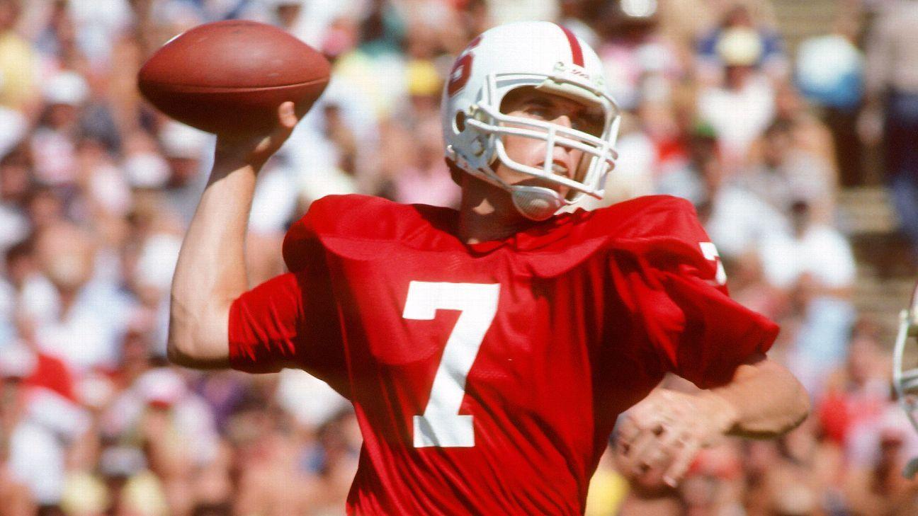 Mel Kiper's highest-graded quarterbacks ever for the NFL draft: John Elway ranks first since 1979, Trevor Lawrence makes the top 10