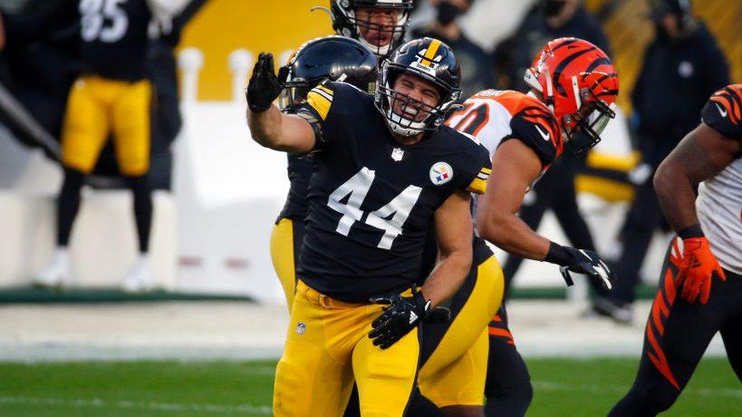 Steelers restructure Derek Watt's contract