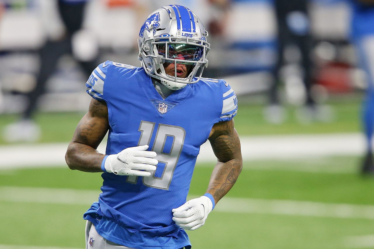 NFL free agency 2021: Lions' Kenny Golladay or Steelers' JuJu Smith-Schuster to Jets? Latest predictions for