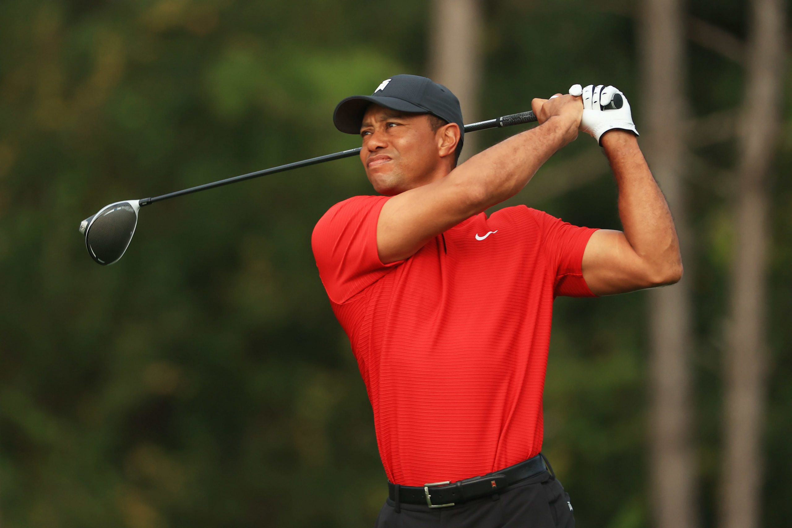 Tiger Woods returns to golf video games for the first time since 2013