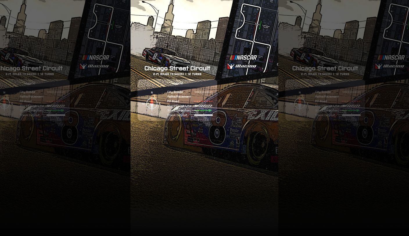 NASCAR set to run Chicago street course in iRacing with eye on possible live event