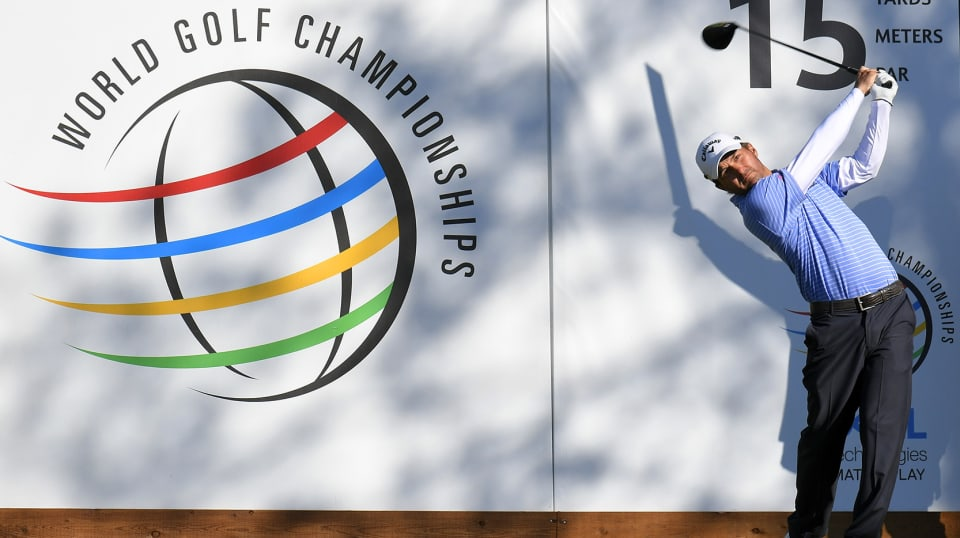 How to watch WGC-Dell Technologies Match Play, Day 2: Live scores, TV times, tee times