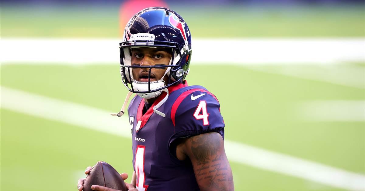 Houston police investigating NFL quarterback Deshaun Watson
