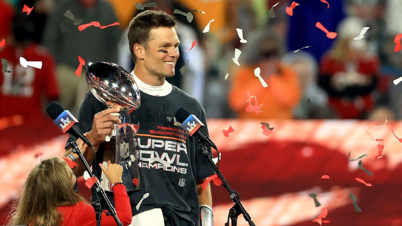Tampa Bay Buccaneers QB Tom Brady realized 'another way' to achieve NFL success