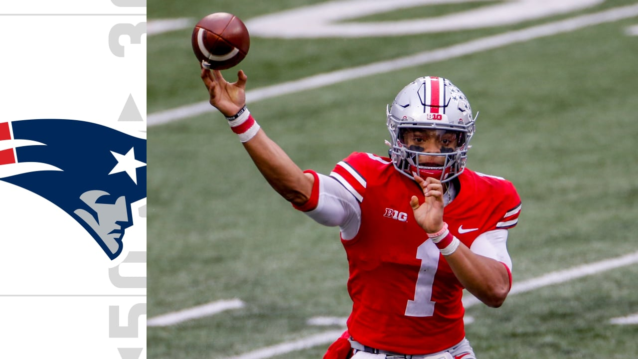 Peter Schrager 2021 NFL mock draft 1.0: Pats trade up for Justin Fields, Cardinals go get Kyle Pitts
