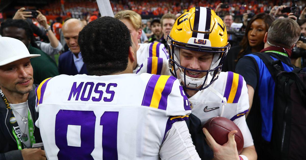 Thaddeus Moss to Bengals: NFL news and rumors
