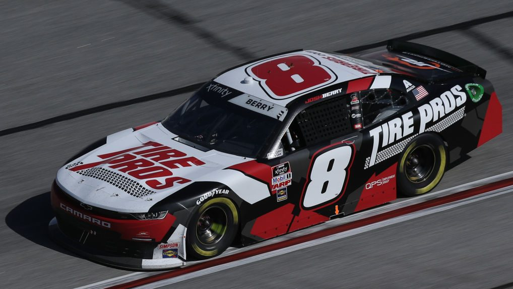 JR Motorsports adds sponsorship for Josh Berry for two races