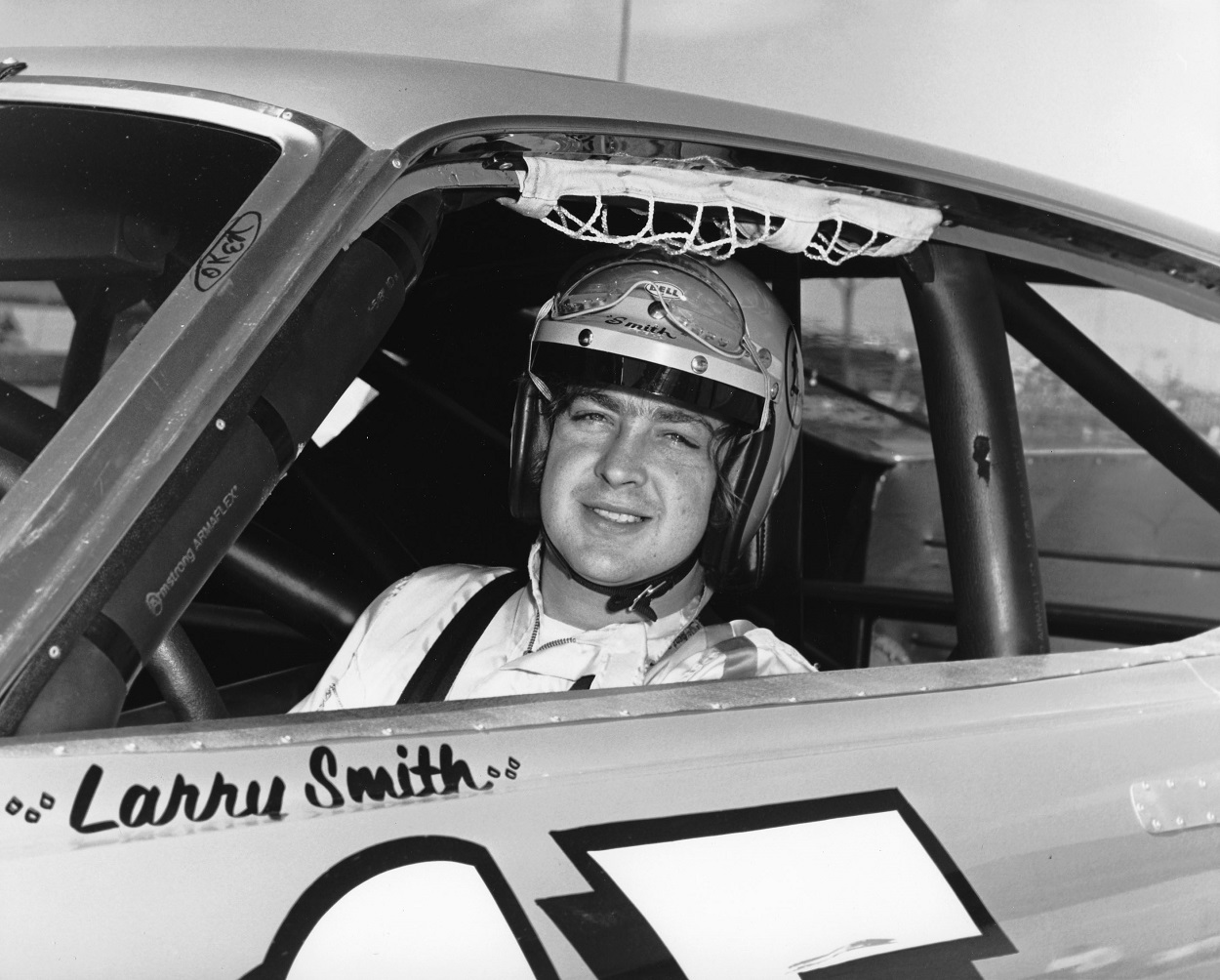 Larry Smith Was Tragically the First Victim of a Fatal Crash at Talladega Mere Months After Winning NASCAR Rookie of the Year