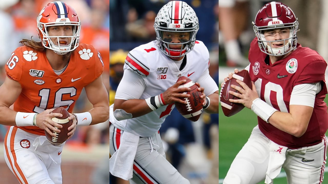 2021 NFL Draft: Pro execs, scouts, coaches break down the QB class