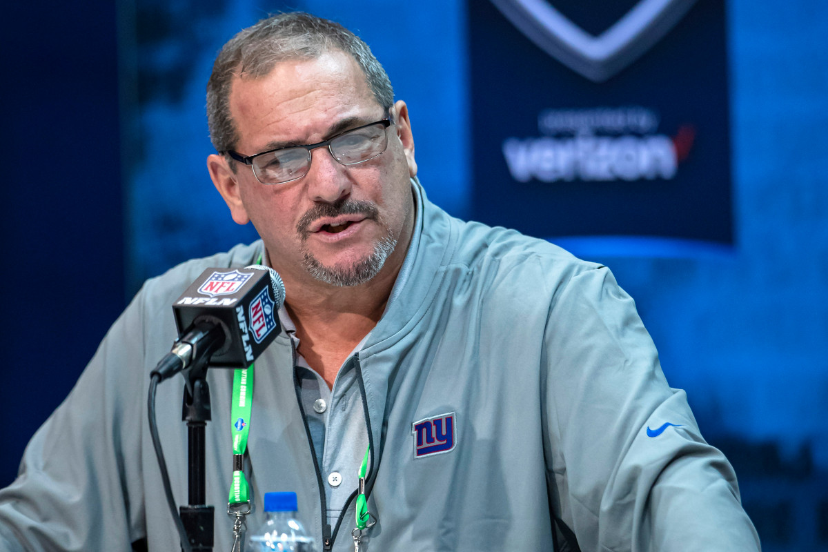 Giants fake NFL Draft trade sends Twitter into hysteria
