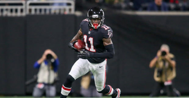 Julio Jones NFL trade odds: Raiders, Ravens, Titans, Patriots could be landing spots if Falcons trade All-Pro receiver –