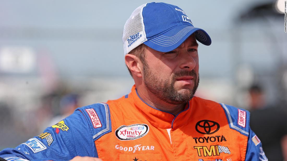 Eric McClure, former NASCAR driver, dies at 42