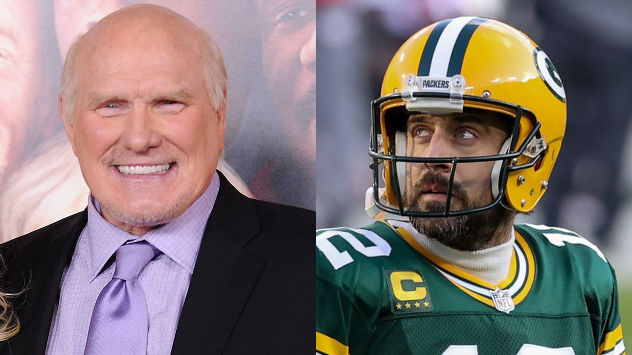 Terry Bradshaw calls Aaron Rodgers 'weak' over Packers drama, says he should 'go ahead and retire'