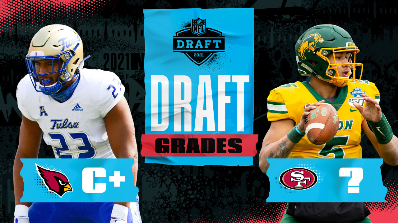 NFC West draft grades: 49ers got it right with Trey Lance; Rams took historic gamble