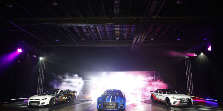 NASCAR ditches decades of tradition for its Next Gen race car