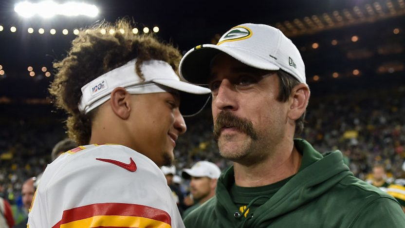"""NFL removes """"Rodgers vs Mahomes"""" from schedule release commercial"""