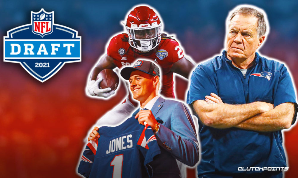 2 mistakes by the New England Patriots in the 2021 NFL Draft