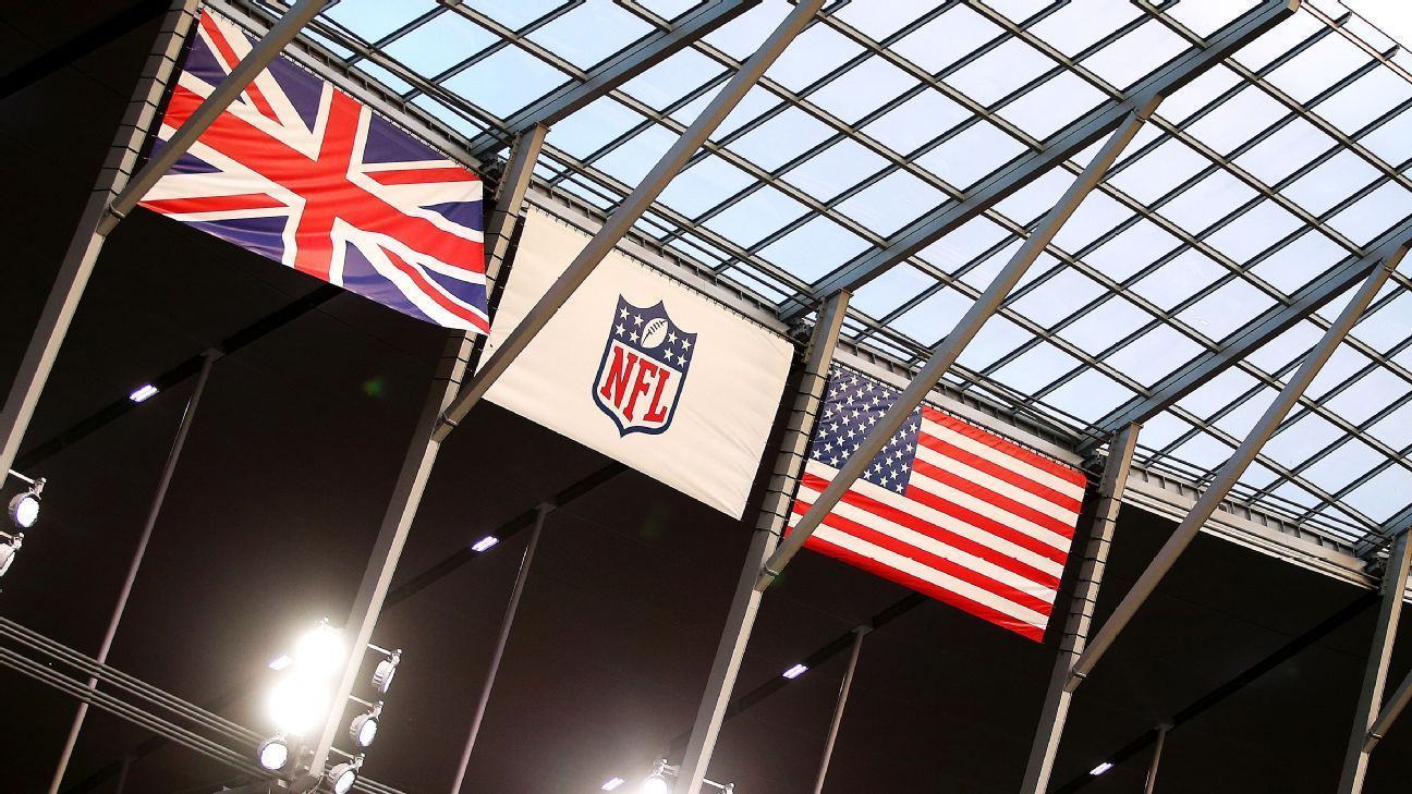 New York Jets-Atlanta Falcons, Miami Dolphins-Jacksonville Jaguars set as 2021 NFL London games