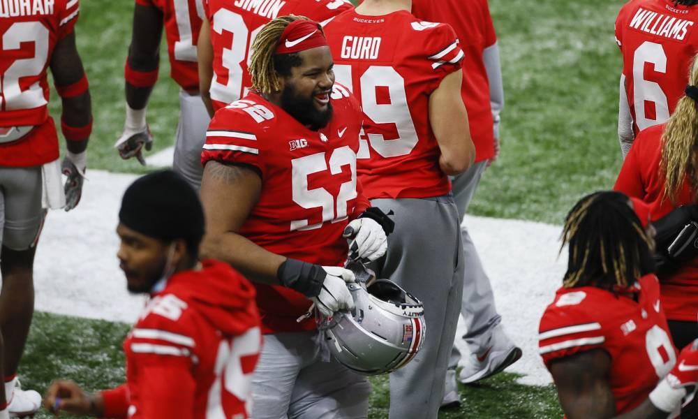 Wyatt Davis Provides Hints About 2021 Offensive Line