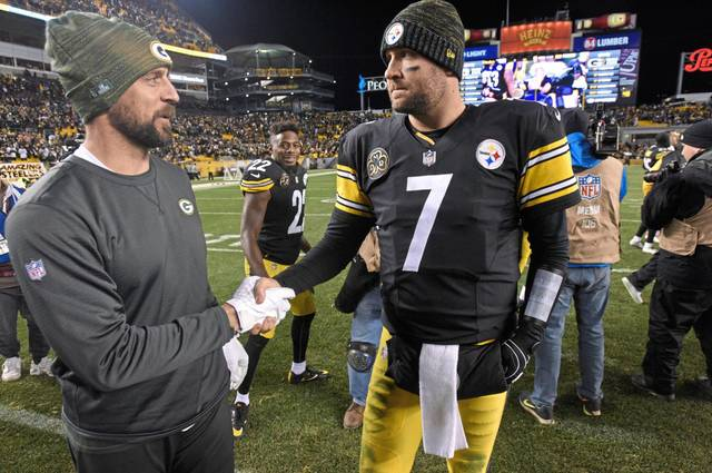 Mark Madden's Hot Take: Where Aaron Rodgers plays could impact Steelers' playoff fate