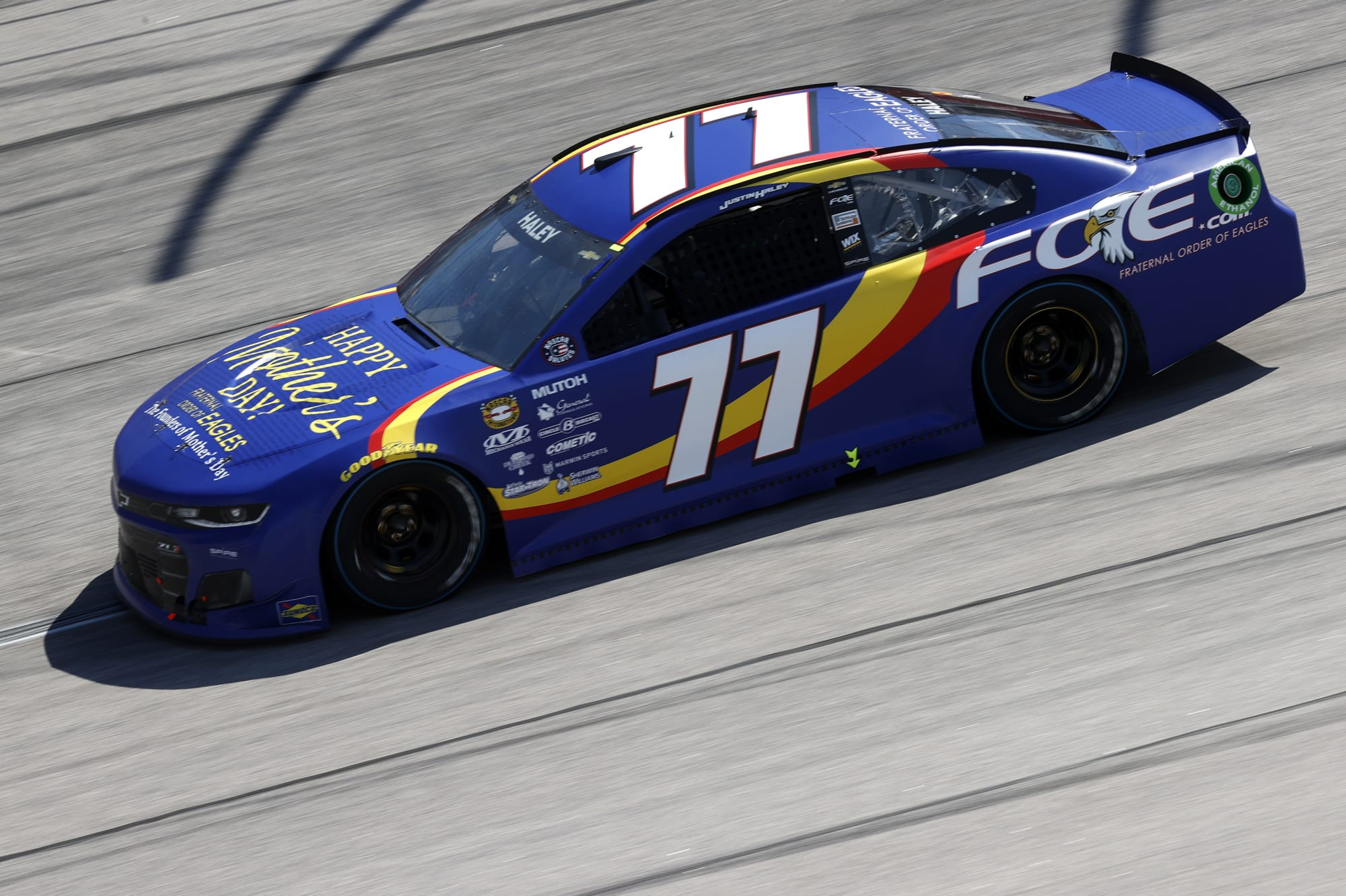NASCAR: Driver lineup change ahead of Dover race