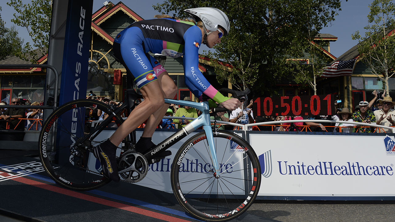 Cycling champ Gwen Inglis dead after being struck by suspected DUI driver, police say
