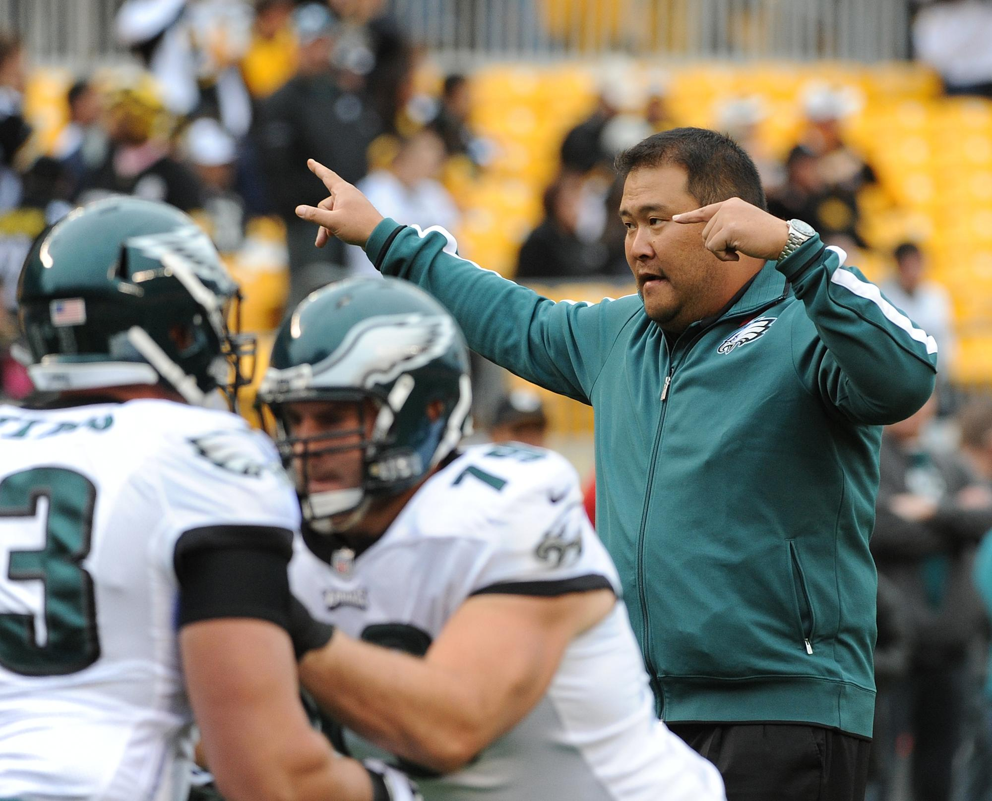 Ex-Eagles coach Eugene Chung says NFL team told him he was 'not the right minority' in job interview