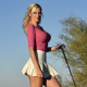 Paige Spiranac Has Blunt Message For Golfer She Came Across