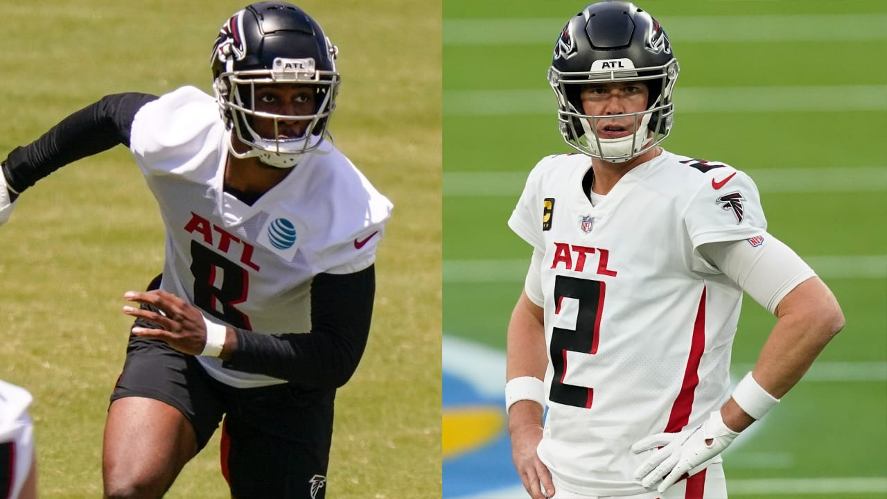 Matt Ryan 'fired up' by Falcons' selection of TE Kyle Pitts