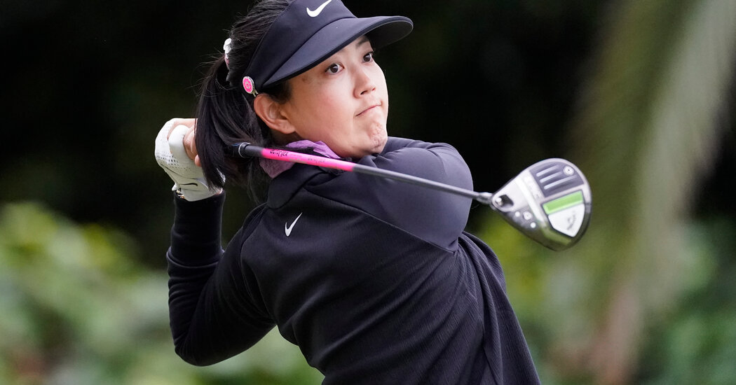 Michelle Wie West Was Ready to Retire. Then She Got Mad.