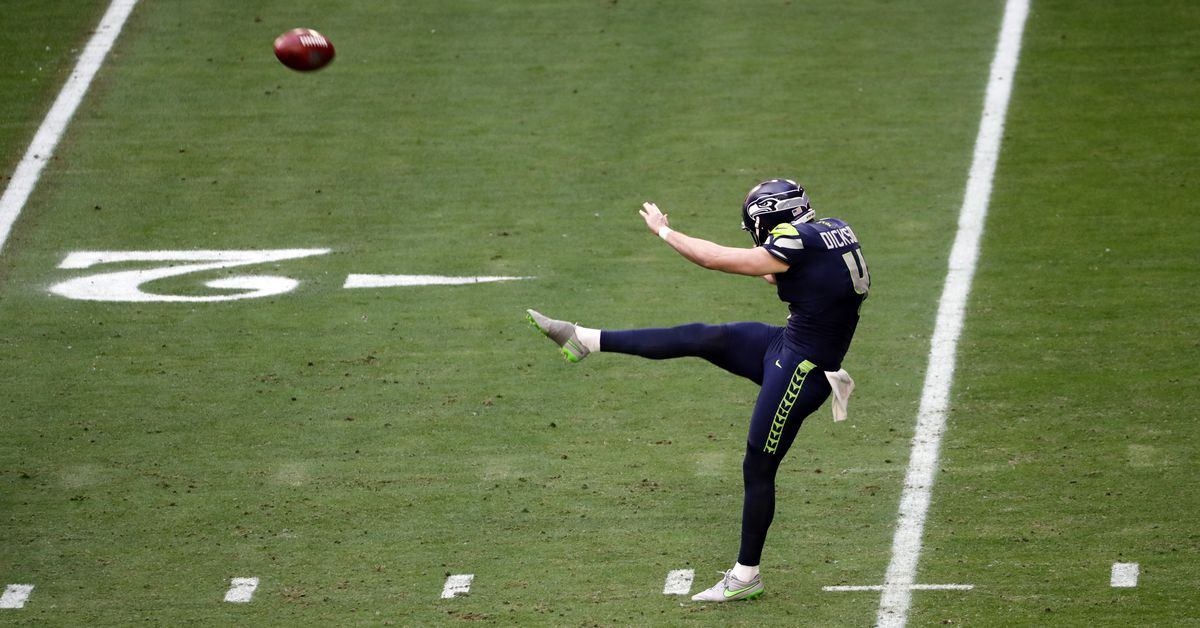 Seattle Seahawks sign punter Michael Dickson to four-year contract extension
