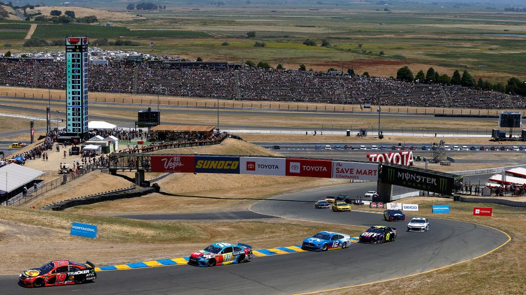 Sunday Sonoma Cup race: Start time, weather, lineup