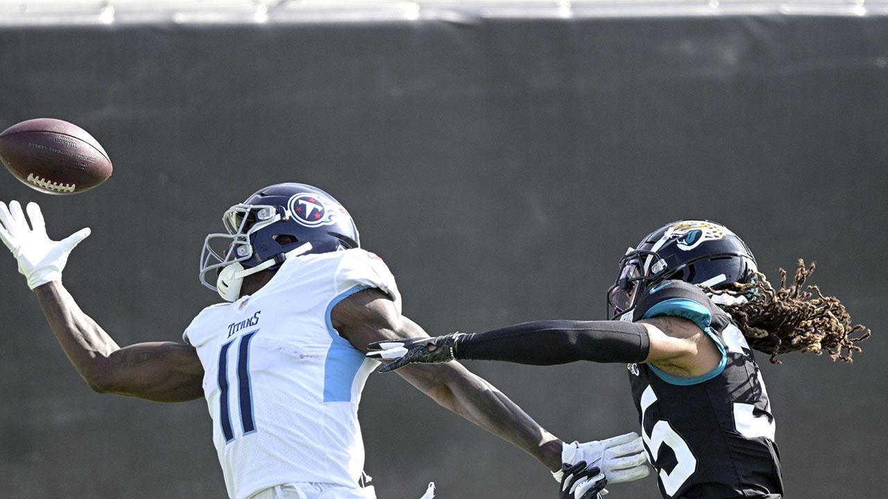 Titans' A.J. Brown warns rest of NFL following Julio Jones trade