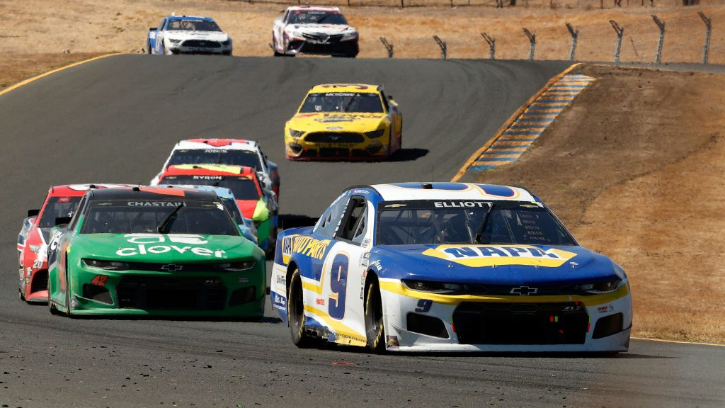 Sonoma Cup race results, driver points