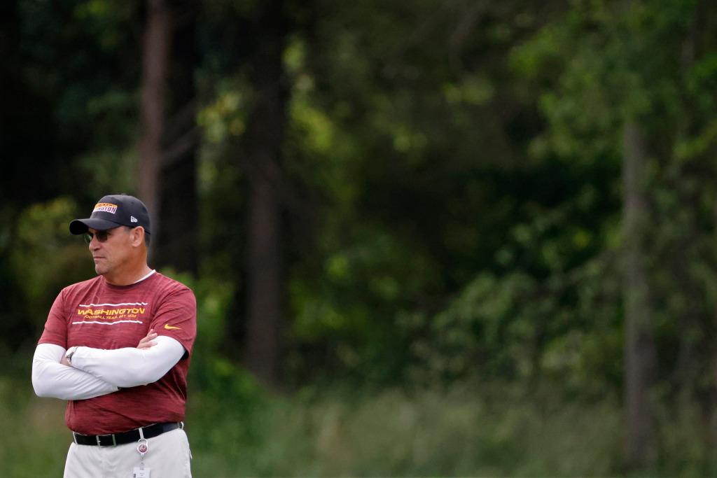 "Ron Rivera brings a vaccine expert to Washington, Montez Sweat is ""not a fan"" of it"