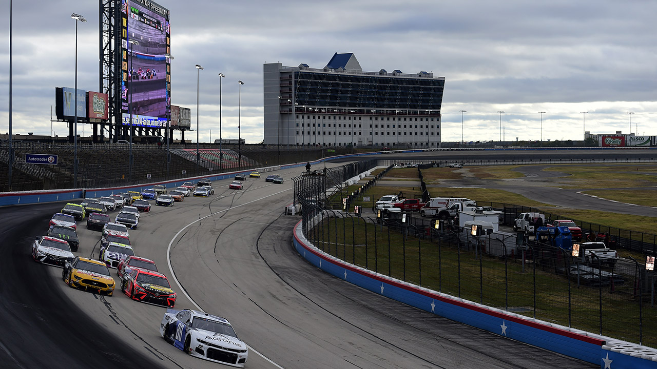 Kyle Larson wins NASCAR All-Star Race at Texas Motor Speedway