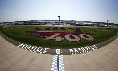 Saturday Nashville schedule for Cup and Xfinity